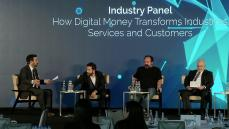 Industry Panel - How Digital Money Transforms Industries, Services and Customers